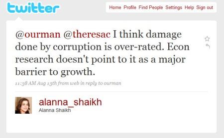 corruptiontweet
